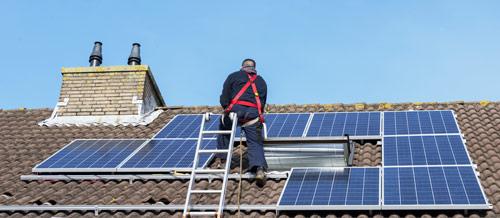 installatie-zonnepanelen